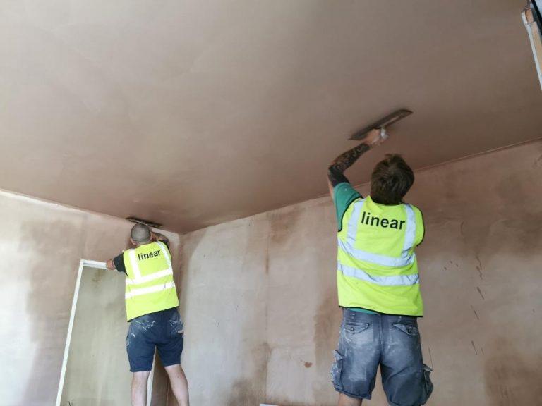 Plasterers Plastering
