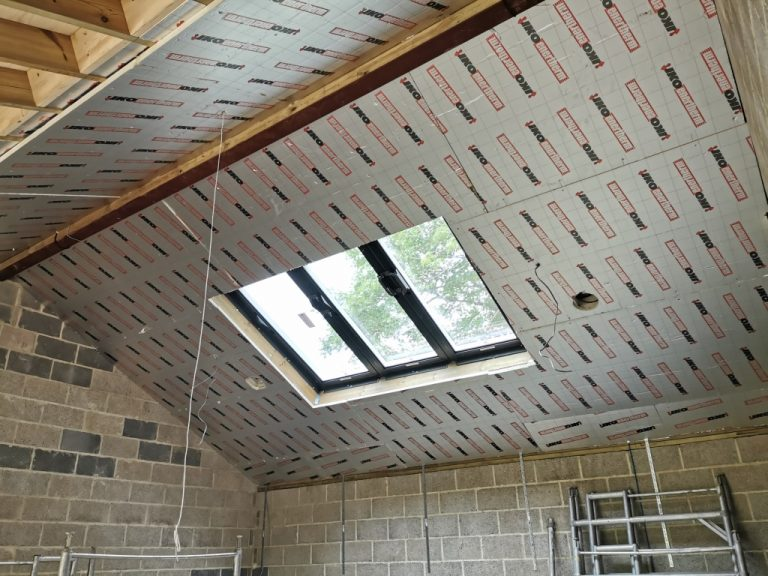 Image showing Roof Insulation